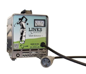 Lester Links Charger, for Club Car Powerdrive and IQ system (220v)